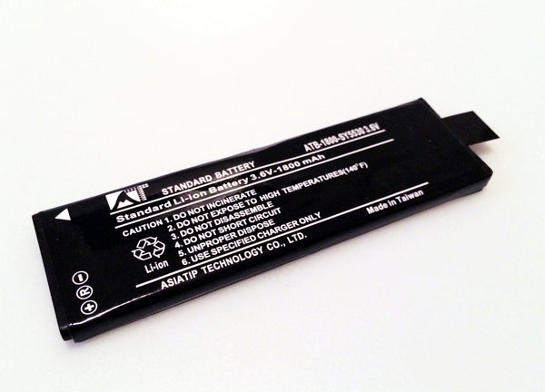RTI T2x/T3x/T4x Li-Ion Rechargeable Battery