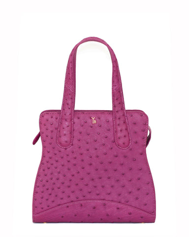 The 2018 ADAM S TOTE Ostrich - Rasberry