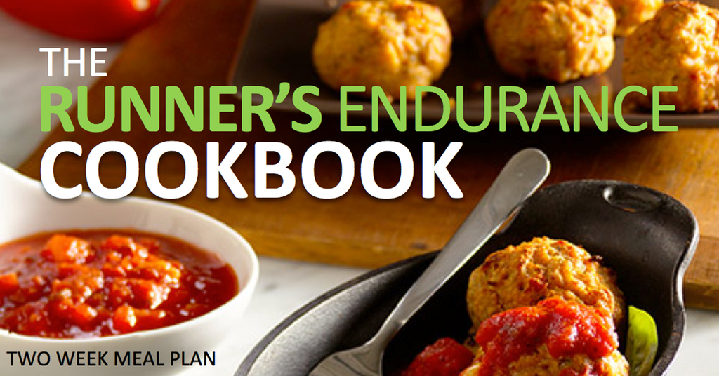 Runner's Endurance Cookbook. FREE DOWNLOAD
