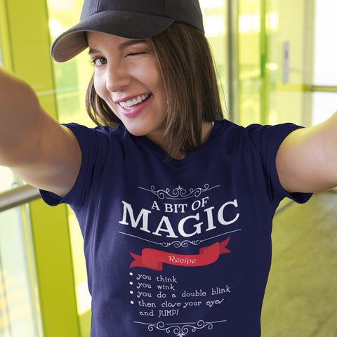Apparel - A Bit Of Magic