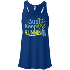 Apparel - Just Keep Running