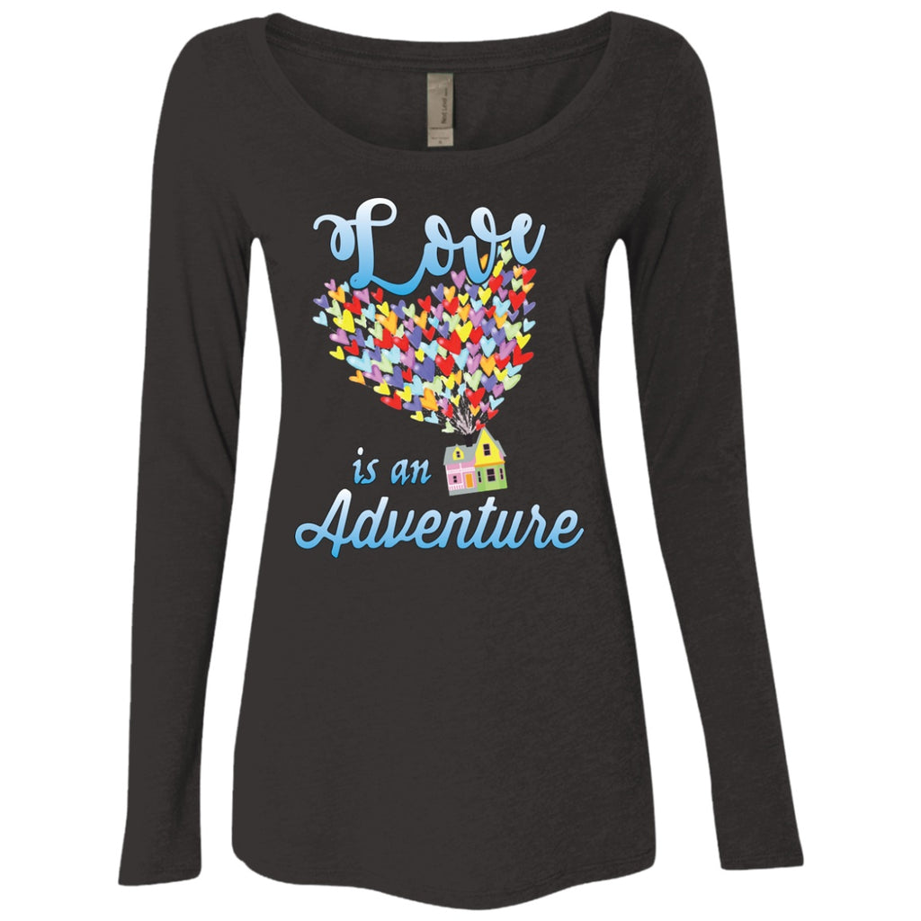 Apparel - Love Is An Adventure