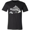 Image of Apparel - Mountains Make Me Happy