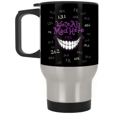 Drinkwear - We're All Mad Here - Coffee Mug & Water Bottle