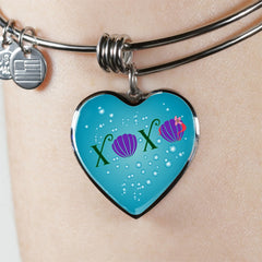 Jewelry - Hugs And Kisses | Mermaid | Made In USA