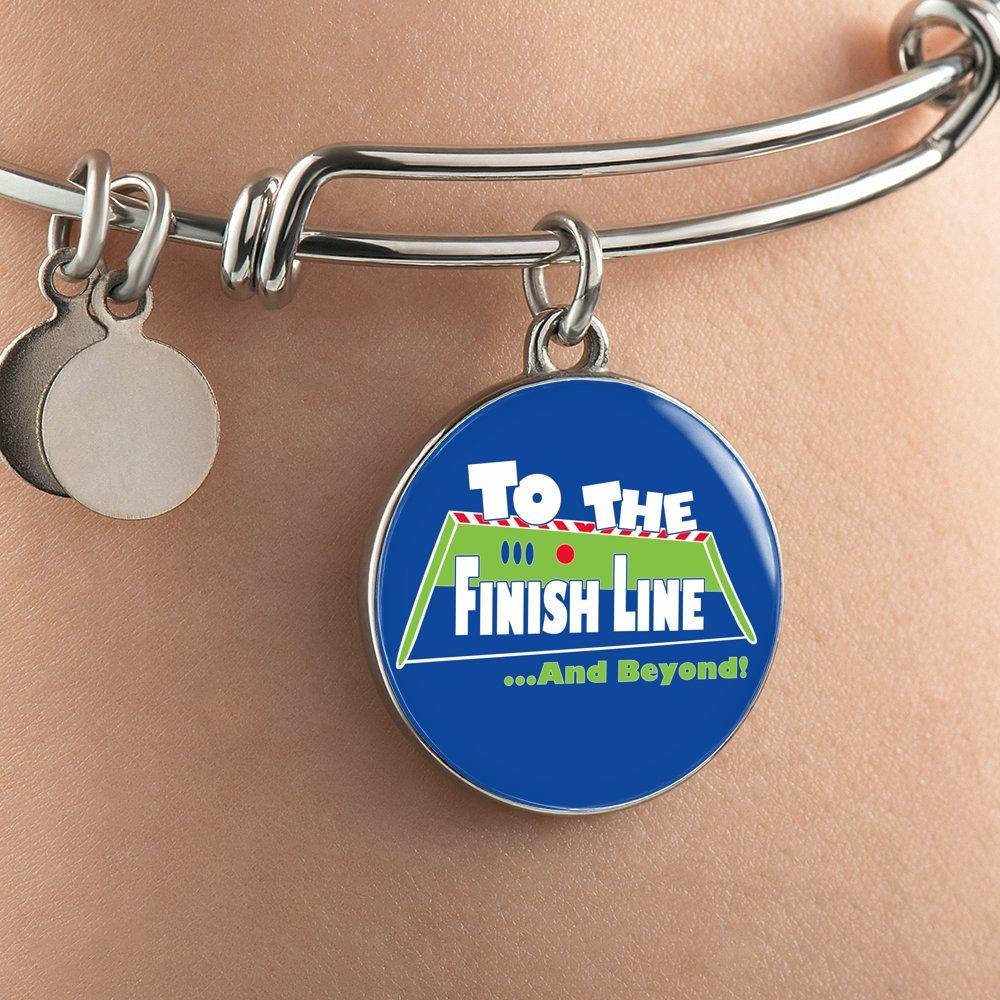 Jewelry - To The Finish Line - Bangle Jewelry