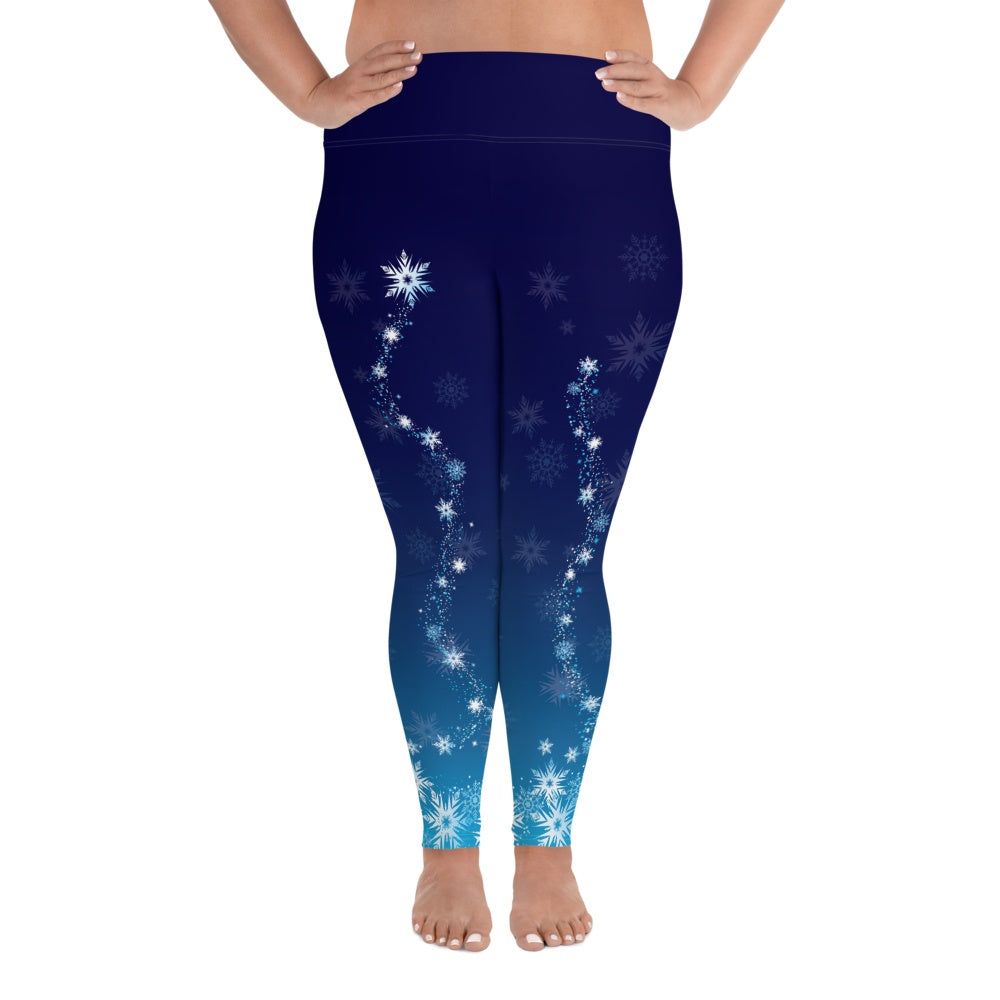 Leggings - Act Of True Love | Curvy Leggings  | Made In The USA