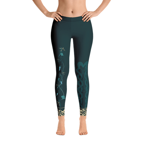 Leggings - Change Your Fate |  Leggings | Made In USA