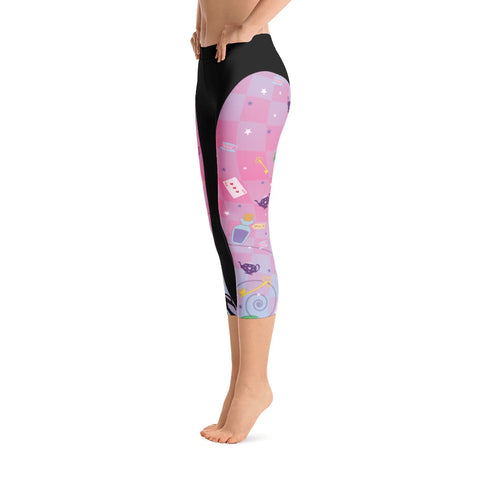 Leggings - Curiouser And Curiouser | Leggings