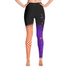 Image of Leggings - Dots And Bows Halloween Edition | Leggings | Made In The USA
