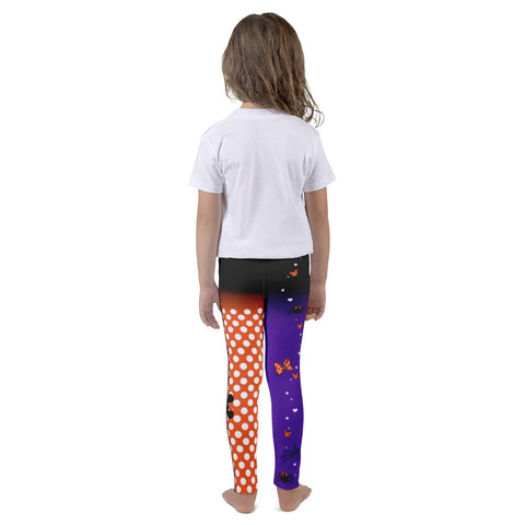 Leggings - Dots And Bows Halloween Edition | Leggings | Made In The USA