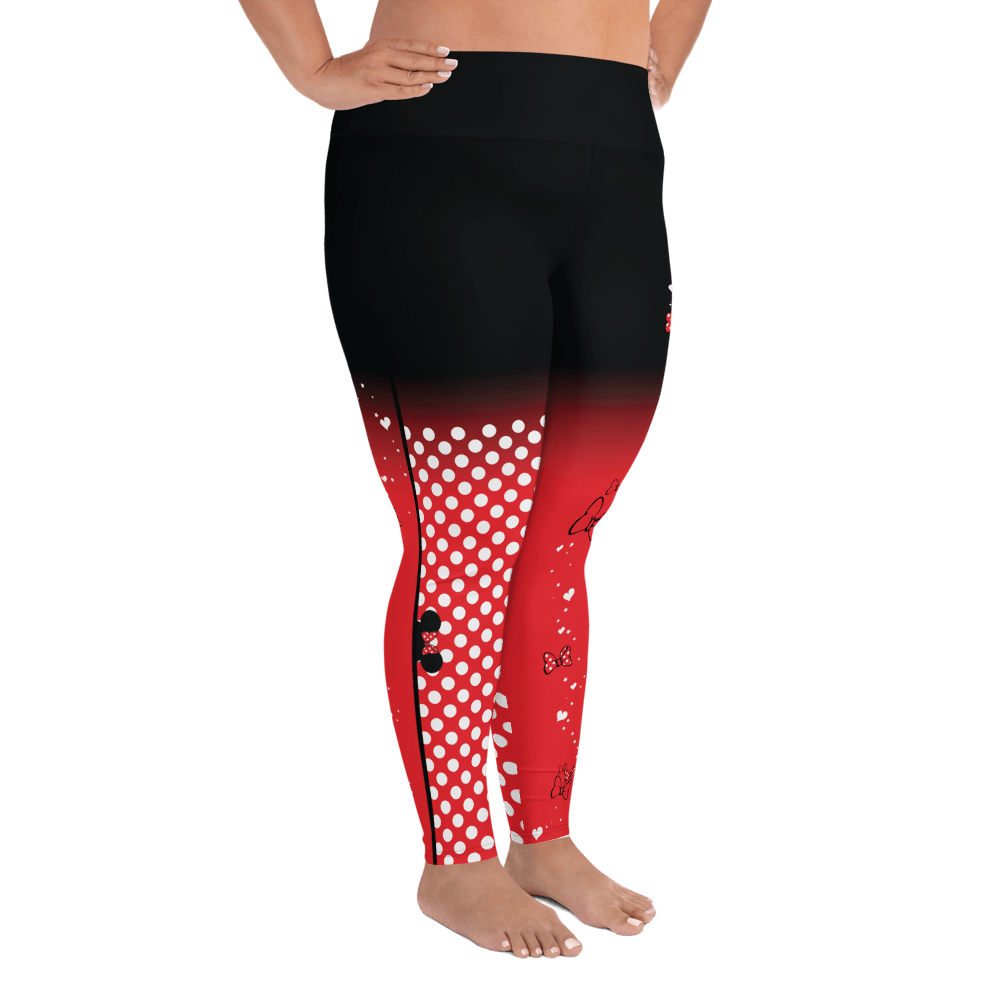 Leggings - Dots And Bows | Leggings | Made In USA