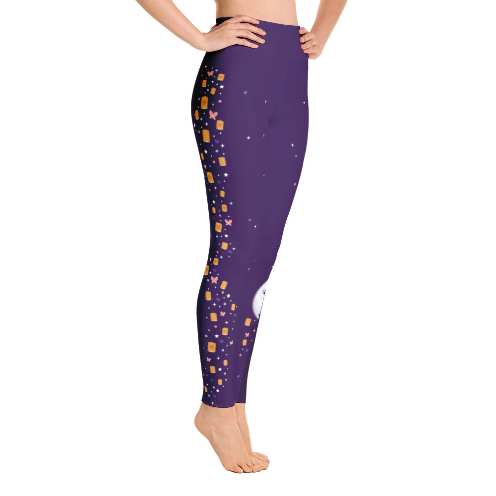 Leggings - Lanterns And Dreams | Leggings | Made In USA