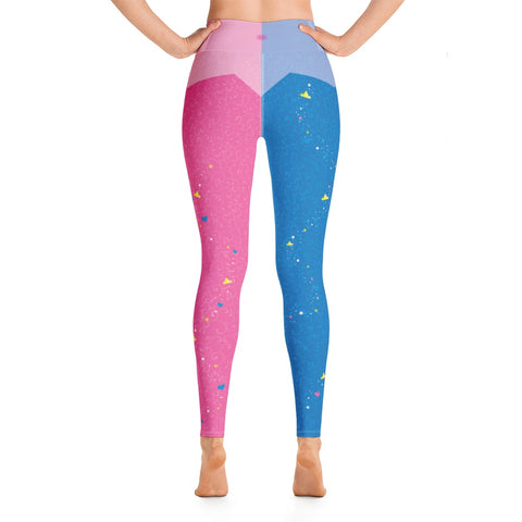 Leggings - Make It Pink, Make It Blue | Leggings | Made In USA