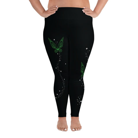 Leggings - Pixie Wings | Leggings | Made In USA