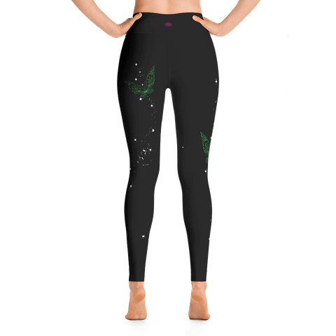 Leggings - Pixie Wings | Leggings, Yoga Pants & Capris