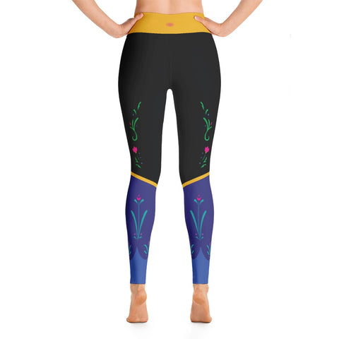Leggings - Princess Anna | Leggings | Made In The USA