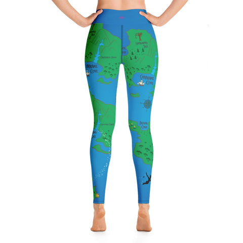 Leggings - Second Star To The Right | Leggings | Made In USA