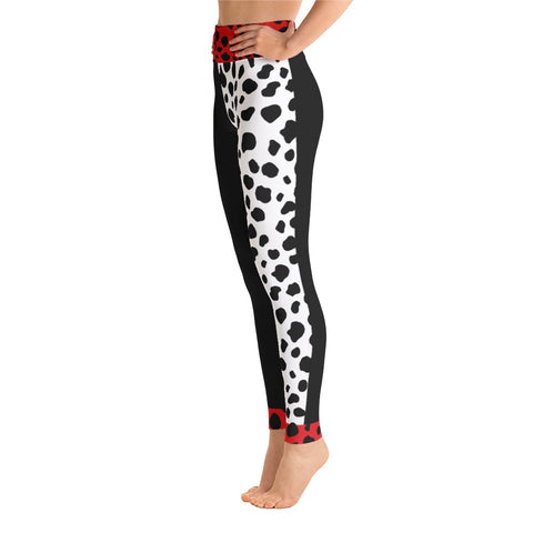 Leggings - Spots De Vil | Leggings | Made In USA