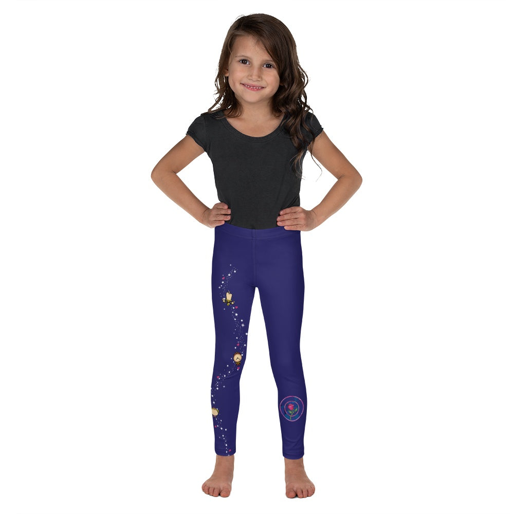 Leggings - Tale As Old As Time | Kids & Youth Leggings | Made In USA