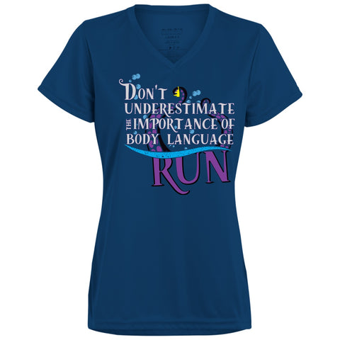 Running Apparel - Body Language