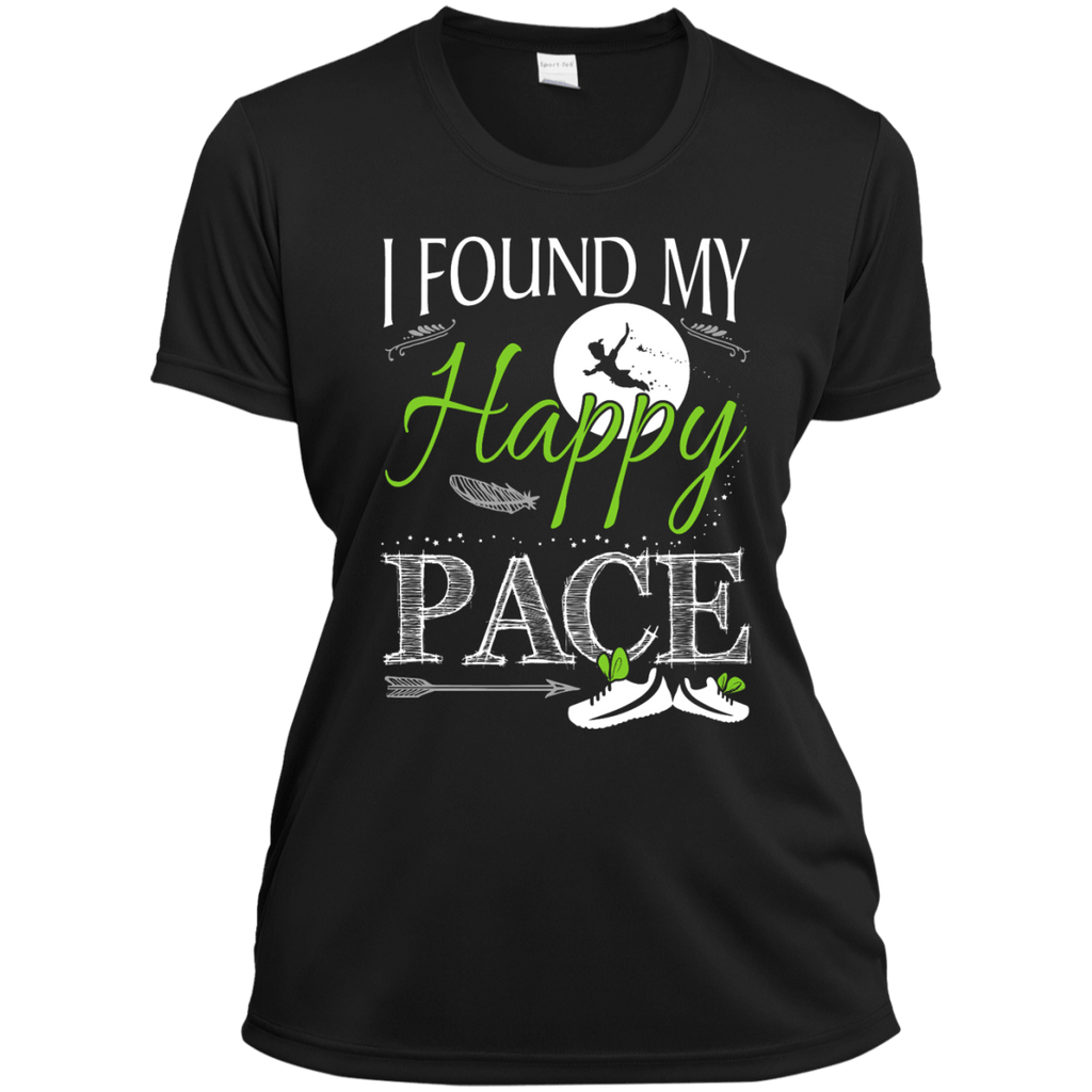 Running Apparel - Found My Happy Pace
