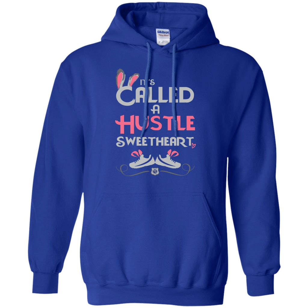 Running Apparel - It's Called A Hustle Sweetheart