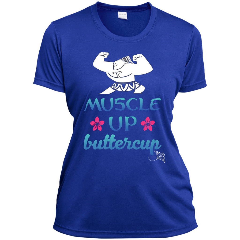 Running Apparel - Muscle Up Buttercup