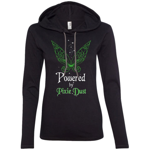 Running Apparel - Powered By Pixie Dust - Front Print