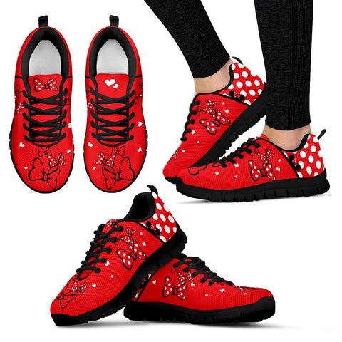 Shoes - Dots And Bows | Sneakers