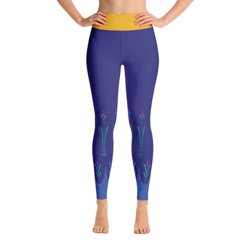 Yoga Pants - Coronation Day | Yoga Pants | Made In The USA