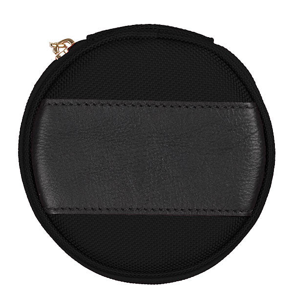 BLACK AVA CIRCLE JEWELRY CASE by BOULEVARD