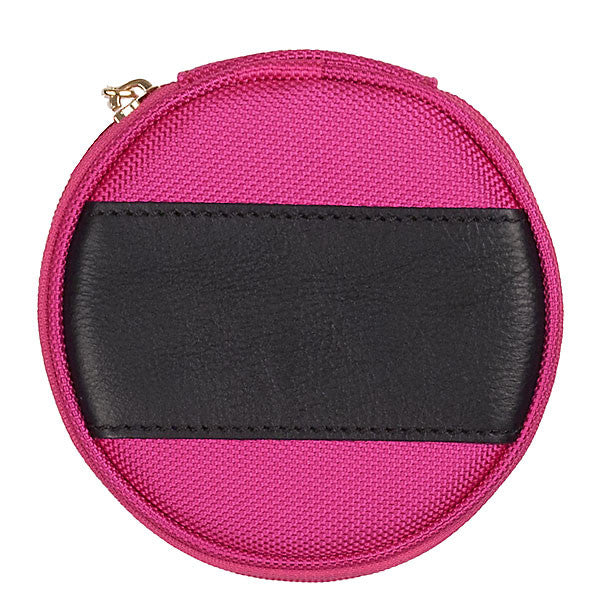 PINK AVA CIRCLE JEWELRY CASE by BOULEVARD