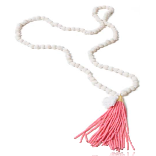 Bluss Tassle Necklace