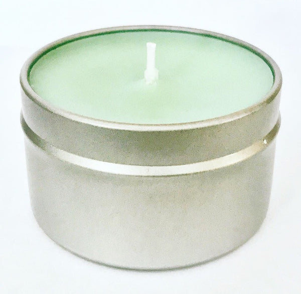 Harlow + Bentley Sage + Citrus 6oz. Candle Tin