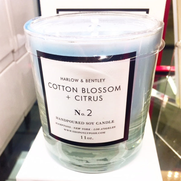 COTTON BLOSSOM BLUE No. 2