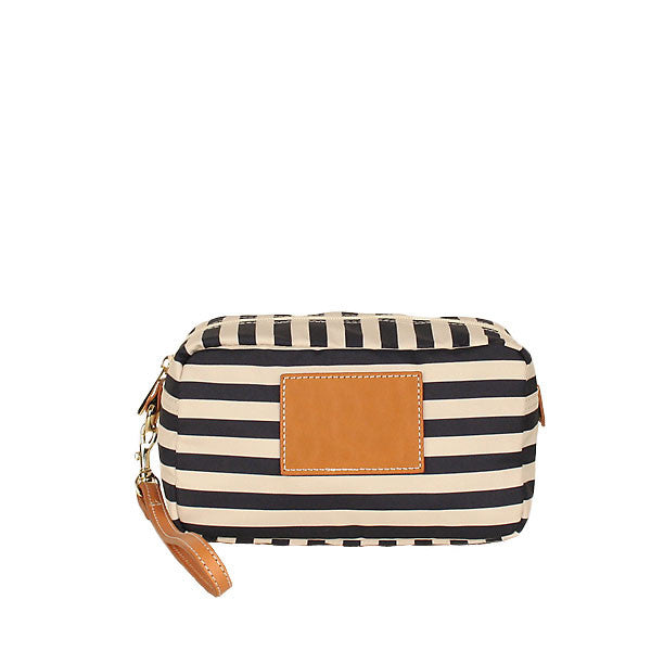 COSMIC STRIPED MEDIUM POUCH