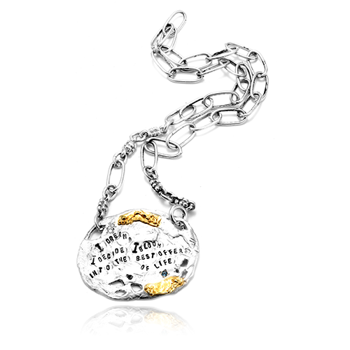 Dream The Good Life Necklace