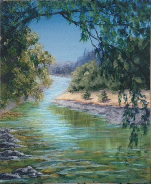 River paintings