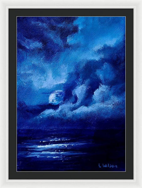 [Fine art_acrylic painting] - Remote Works
