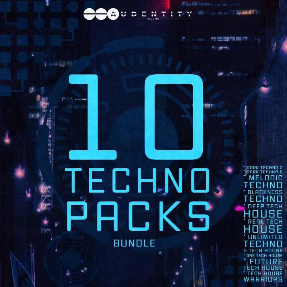 10 Techno Packs