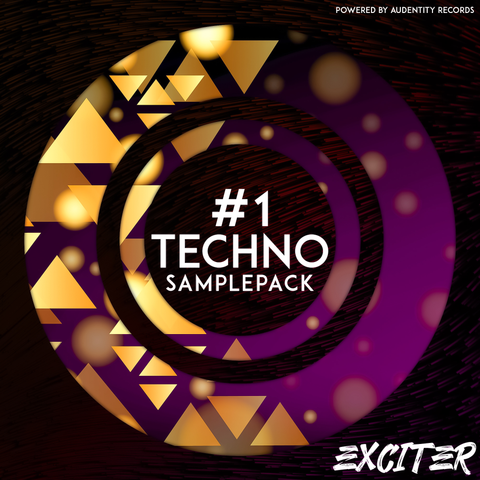 #1 Techno Samplepack - Audentity Records | Samplestore
