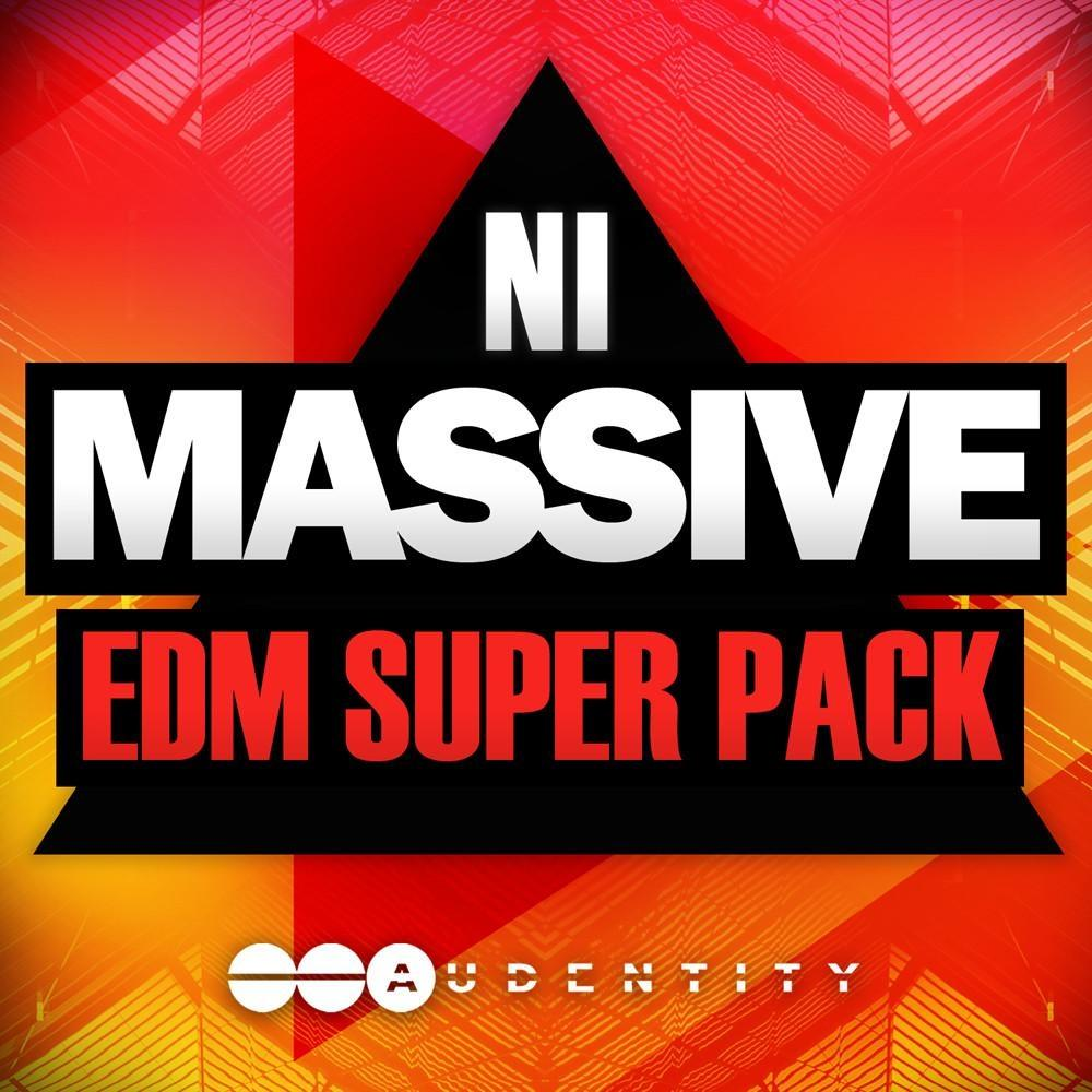 NI Massive EDM Super Pack