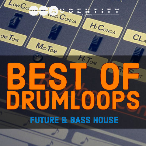 Best Of Drumloops (For Future & Bass House)