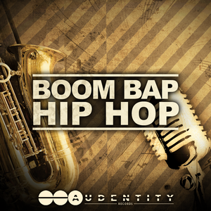 Boom Bap Hip Hop - Audentity Records | Samplestore