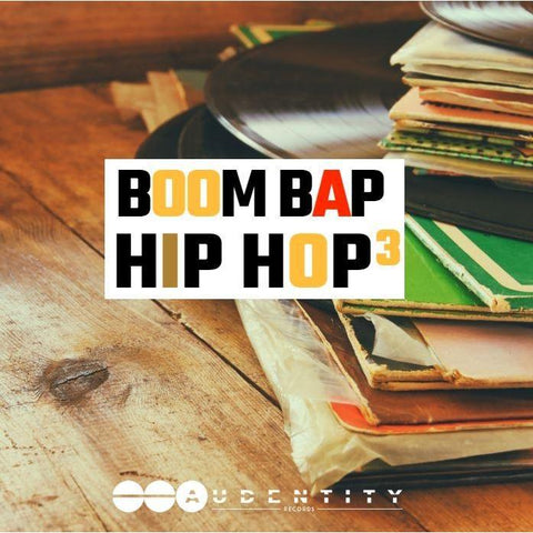 Boom Bap Hip Hop 3 Samplepack by Audentity