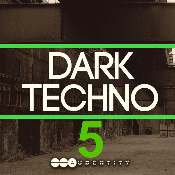 Dark Techno 5 - Audentity Records | Samplestore