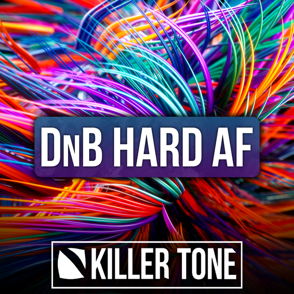 DnB Hard AF - Audentity Records | Samplestore