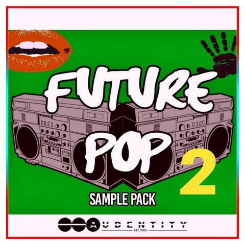 Future Pop 2 - Audentity Records | Samplestore