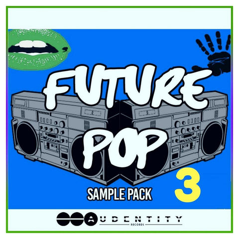 Future Pop 3 - Audentity Records | Samplestore